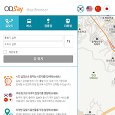 ODsay Map Browser